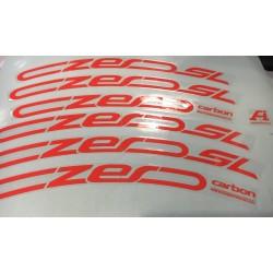 Stickers Roues CZéro Cannondale