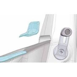 Protection Arrière Tube de Selle Scalpel 2021 K11001 Cannondale