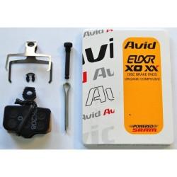 Plaquettes de freins Avid Elixir/XO Organic/Alu
