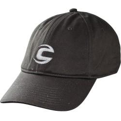 Casquette baseball logo C Cannondale Noire