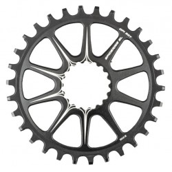 Mono Plateau Spidering Cadres Si CU4041SI3. Cannondale