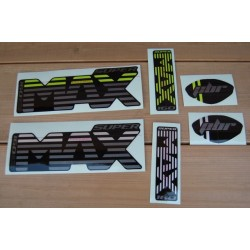 Stickers Lefty Max 160 Cannondale