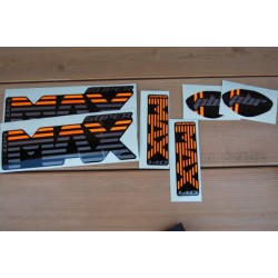 Stickers Lefty Max 140 Cannondale