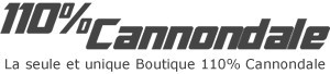 110% Cannondale, la boutique du Doc